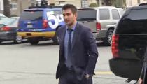 L.A. Kings Star Slava Voynov -- Arrives to Court in Domestic Violence Case