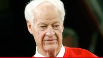 Gordie Howe -- SUFFERS MAJOR STROKE ... Intensive Care