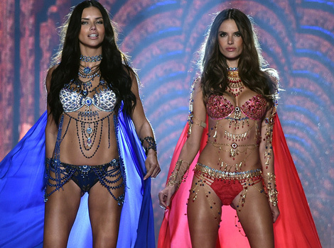 2014 Victoria's Secret Fashion Show -- Check Out All the Hot Shots!