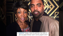 'RHOA' Cast Member Dies -- Kandi Burruss' Mother-In-Law Miss Sharon Dead After Stroke