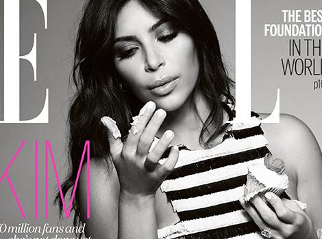 Kim Kardashian Talks Body Image, Says She Used To Pray For Small Boobs!