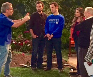 "Mr. Feeny & Eric Matthews Coming to ""Girl Meets World"" -- See First Photo!"