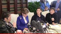 Bill Cosby -- Gloria Allred's Challenge ... Put $100 Mil Up to Clear Your Name