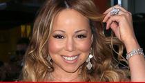 Mariah Carey -- NBC Gambles ... She Is Performing Live