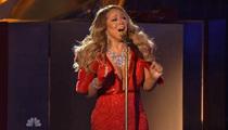 Mariah Carey -- She Did It Live ... Finally!