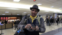 Michael Sam -- I'm Not in the NFL ... Because I'm Gay