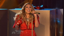 Mariah Carey -- Isolated Vocal Track Surfaces ... High Note Struggle (VIDEO)