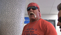 Hulk Hogan -- WWF Rejected Big NFL Stars