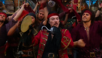 Christopher Walken -- Less Cowbell, MORE TAMBOURINE During 'Peter Pan LIVE!'