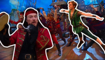 'Peter Pan Live' -- It Had Sound and It Had Music, But ...
