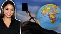 Vanessa Hudgens -- Alleged Stalker Gets Lost in Translation
