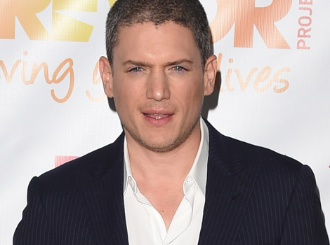 Wentworth Miller Makes Rare Appearance at TREVORLive Event -- See Who Else Was…