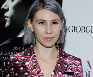 "Zosia Mamet Goes Gray -- See the ""Girls"" Star's New Look!"