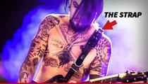 Dave Navarro -- I'm Strapped for Kinky Sex