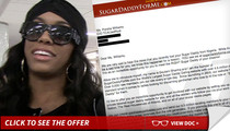 'Real Housewife' Porsha Williams -- Getting Dumped Could Make Me Millions