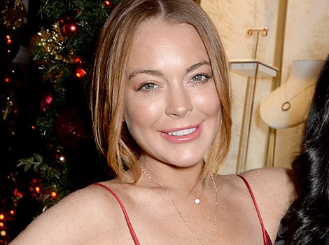 Lindsay Lohan Makes Rare Appearance With Younger Sister -- See Ali's New Look!