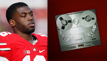 Ohio State Quarterback JT Barrett -- Cops Called Over Alleged Fight with Ex Girlfriend