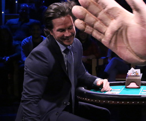 Mark Wahlberg and Jimmy Fallon Smack Each Other Around with Giant Fake Hands