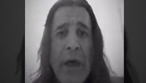 Scott Stapp ... Relatives Panic -- He's Out to Kill Obama (911 Tape)