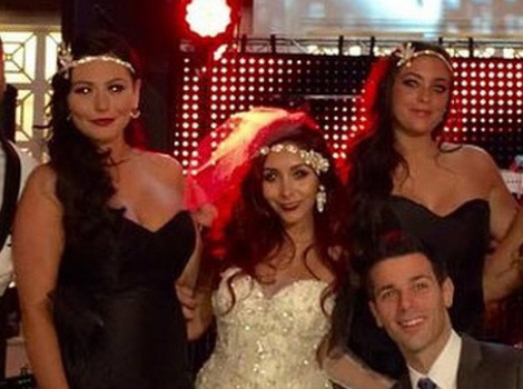 Snooki Reveals Why The Situation & Vinny Missed Her Wedding!