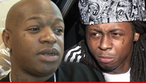 Birdman ... Lil Wayne Will Fly the Coop Over My Dead Body