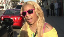 Keyshia Cole -- 30-Day Jail Sentence Looms For Being Alcohol Ed Truant