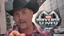Country Singer John Rich -- I'm PISSED at Marvel ... Live Show Scared My Kids