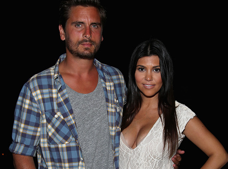 Kourtney Kardashian & Scott Disick Welcome Baby Boy
