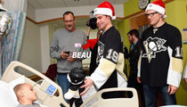 NHLer Beau Bennett -- Might Have Mumps, Might Have Given It to Sick Kids