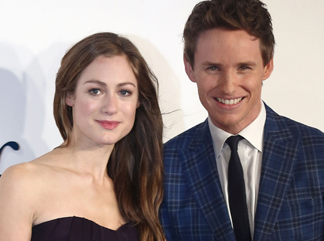 'Theory of Everything' Star Eddie Redmayne Is Married