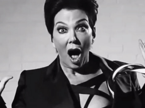 Kris Jenner, 59, Shows Off Her Sexy Side in New LOVE Video!