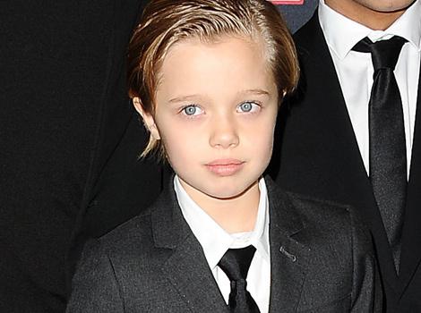 Shiloh Jolie-Pitt Looks Exactly Like Young Angelina Jolie