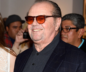 Jack Nicholson Makes Rare Appearance With Daughter Lorraine