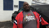 Lavell Crawford -- Rampage Is The Funniest Fighter ... (Unless This Video of Me in the Gym Counts)