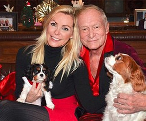 Playboy Bunnies, Puppies & More: See the Best Holiday TwitPics ... So Far!