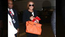 Lindsay Lohan -- I Won't Live in L.A. ... But I Love Visiting!