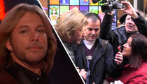 'Voice' Champ Craig Wayne Boyd -- Digging a Hole with Fans Already