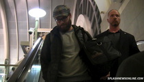 Seth Rogen -- I Got Nothin' to Say About My Ill-Fated Flick