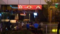 BOA -- Celeb-Studded Restaurant Robbed at Gunpoint