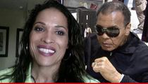 Muhammad Ali's Daughter -- 'He's Doing So Much Better ... My Daddy's a Strong Man'