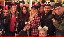 Christina Aguilera -- Disneyland Tantrum ... Calls Mickey an A**hole
