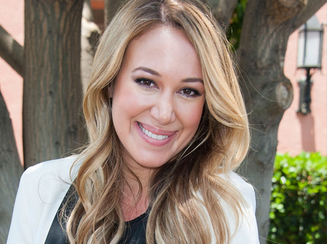 Haylie Duff Flaunts Growing Baby Bump -- See the Cute Pic!