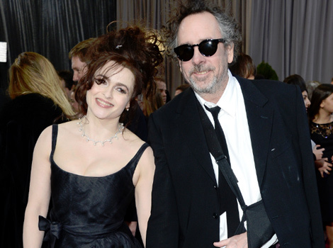 Report: Helena Bonham Carter and Tim Burton Split