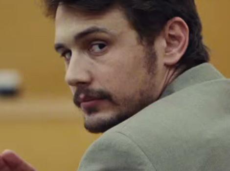 """James Franco Plays Mass Murderer Opposite Jonah Hill in """"True Story"""" Trailer"""