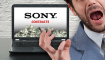 Sony ... Salary Leaks Causing Chaos in Negotiating Contracts
