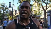 Lavar Arrington -- I've Got a Man Crush on Tom Brady