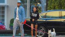 Chris Brown -- Doing Couples Stuff ... It's a Bitch