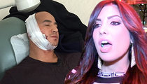 'Mob Wives' Natalie Guercio -- Boyfriend London Rene Slashed and Stabbed in Nightclub Attack