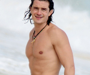 Orlando Bloom Still Has One HOT Beach Bod -- See His Ripped Physique!