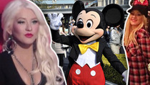 Christina Aguilera -- Birthday Diss to Mickey ... You Dirty Rat!